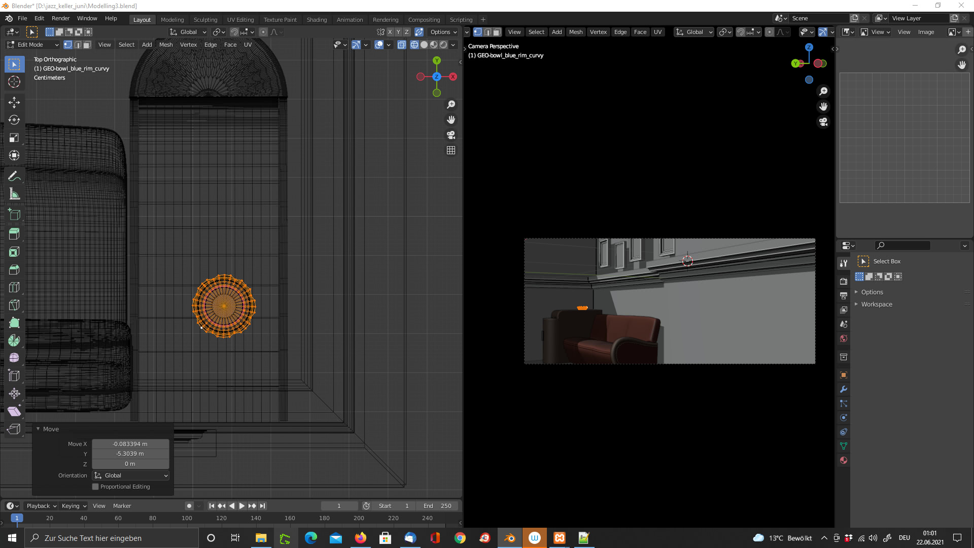 Jezzkeller in 3D