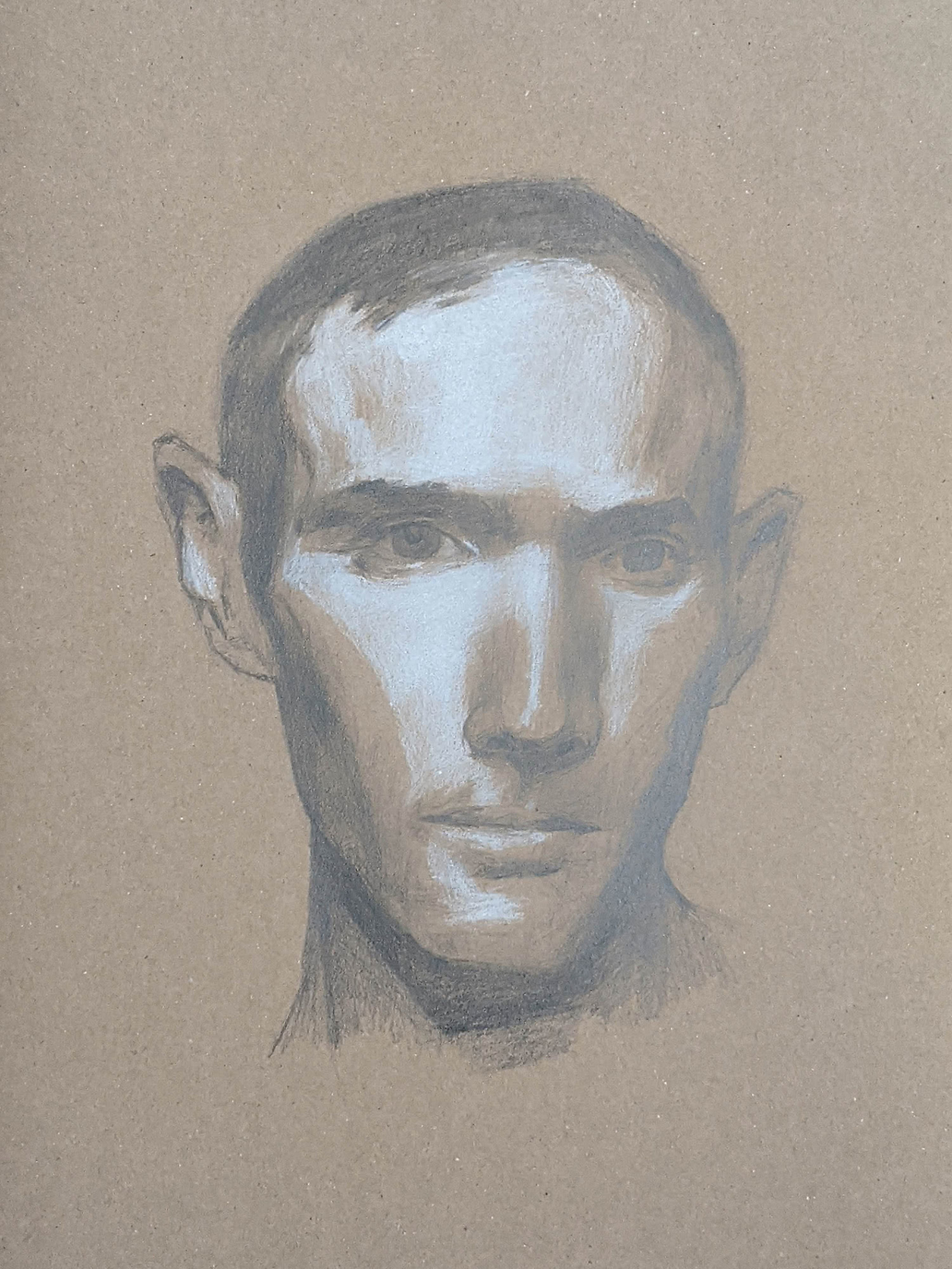 Portraitzeichnung 01.06
