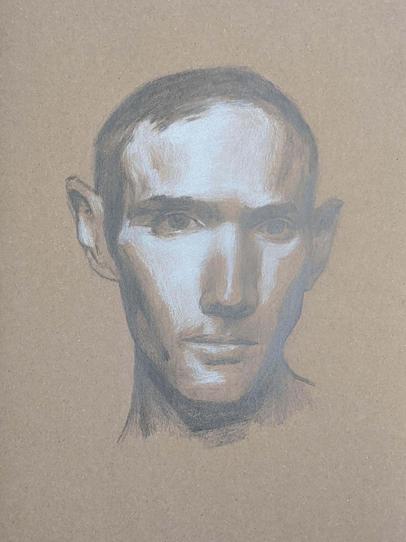 Portraitzeichnung 03.06