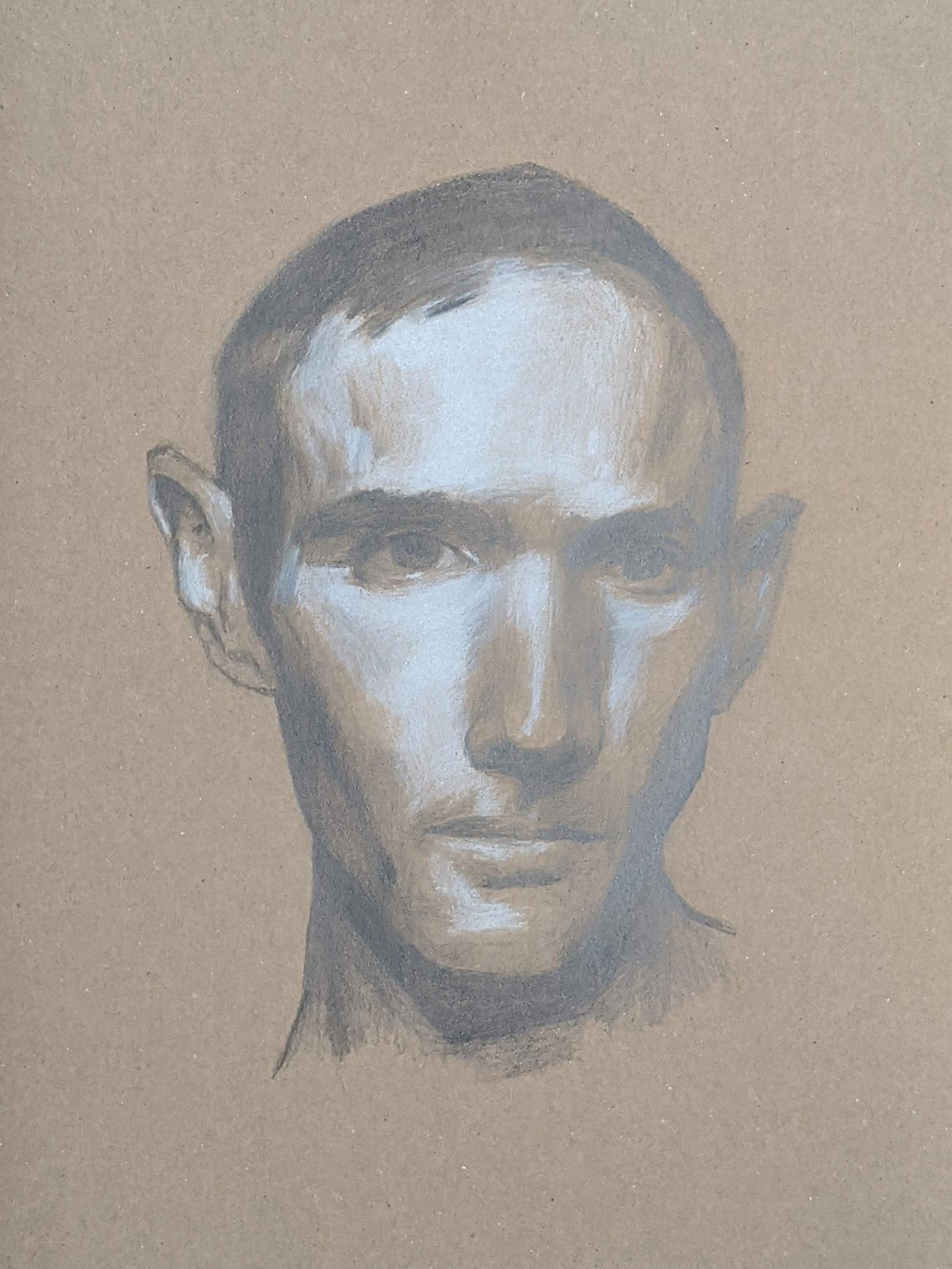 Portraitzeichnung 05.06