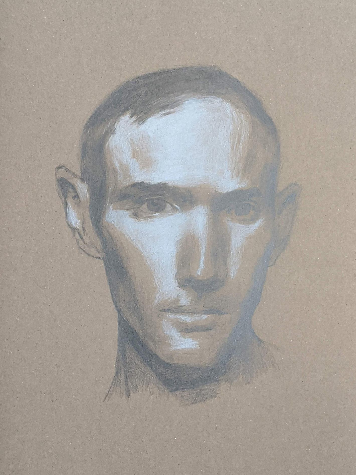 Portraitzeichnung 31.05