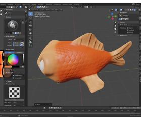 Blender: Texturierung / Oberfläche